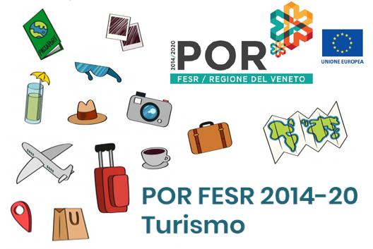 Regione Veneto POR FESR 2014-20 (Azione 3.3.4. c) Contributi per il settore turistico