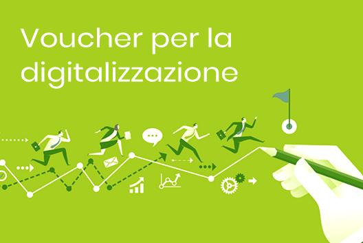 Voucher per la digitalizzazione solo 14,6 milioni di euro stanziati dal MISE alle imprese venete